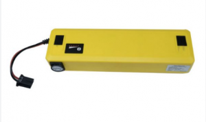 TravelScoot 274Wh battery alternative view