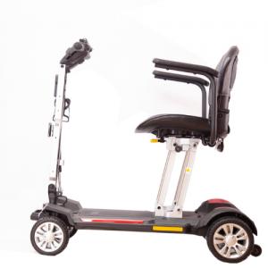 Porta-scooter side profile