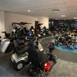 Perth Mobility 10 showroom floor